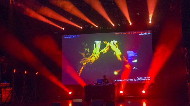 Hommage à DJ Arafat et chorégraphies de  la Compagnie Carolyn Carlson au 21ème festival danses et continents noirs à Toulouse