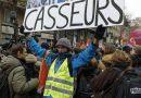 Grève nationale: des tensions à Paris, lors de la manifestation, la grève a été reconduite jusqu'à lundi inclus