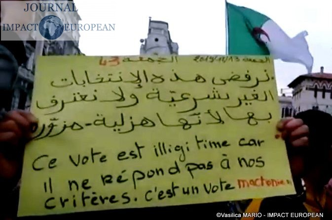 Algérie: Abdelmadjid Tebboune, l'ex-premier ministre de Bouteflika élu président