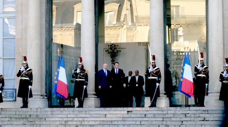 """Ukraine : le sommet """"format Normandie"""" à Paris"""
