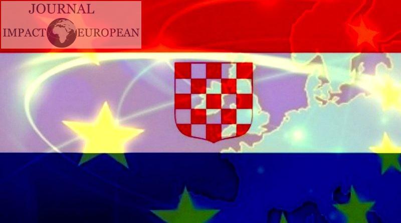 La Croatie prend la tête de l'UE le 1er janvier