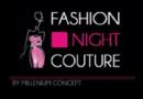 Un défilé cousu de fil blanc pour Fashion Night Couture