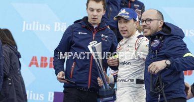 Paris Formule E aux Invalides les 26 et 27 avril