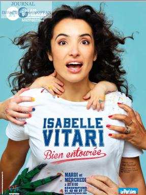 Isabelle Virati se lâche !