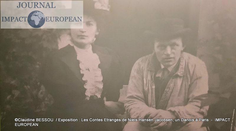 Exposition : Les Contes Etranges de Niels Hansen Jacobsen, un Danois à Paris