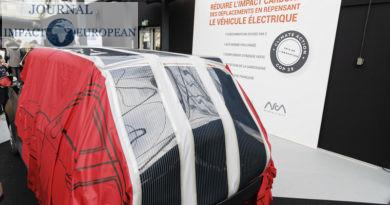 La Gazelle: véhicule électrique solaire du Futur