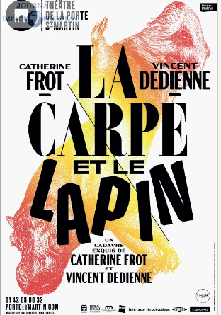 Catherine Frot et Vincent Dedienne: «l'union sacrée»