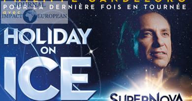 La tête dans les étoiles avec Holiday on Ice