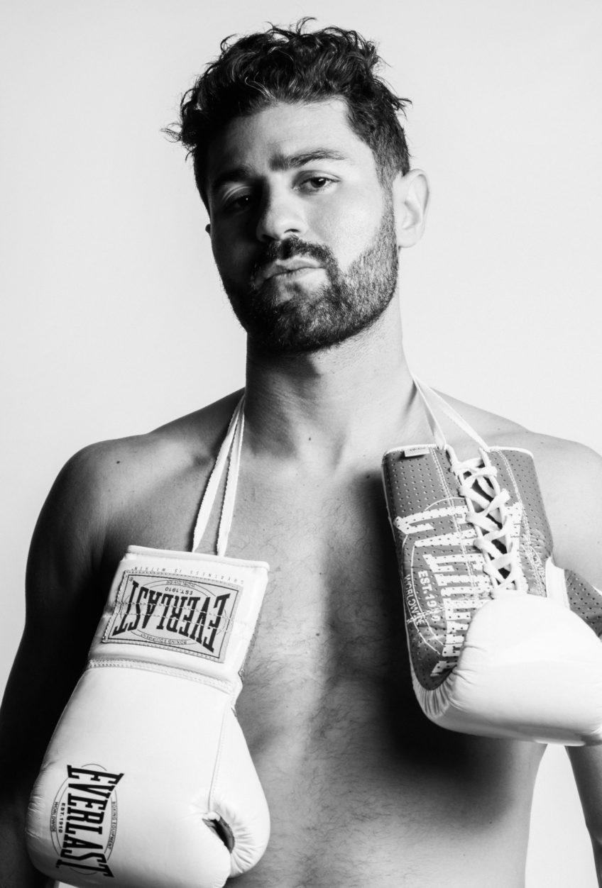 Cyril Benzaquen: «La boxe a fait de moi un homme et un compétiteur»