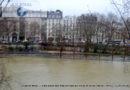 Paris prend des mesures face aux crues en Ile de France.