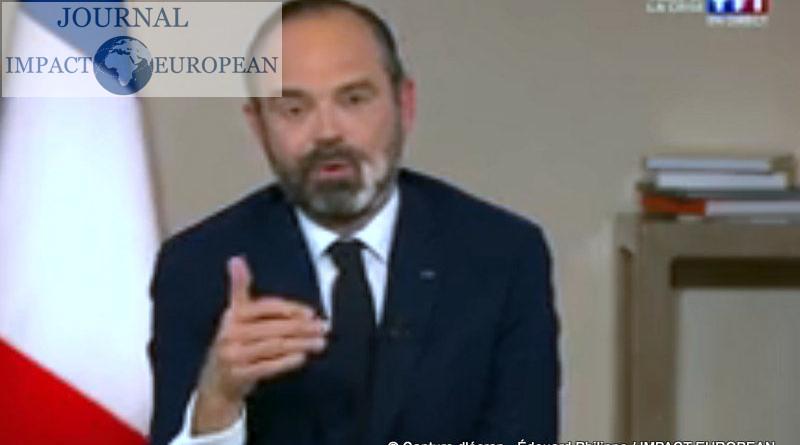 Coronavirus: Edouard Philippe,«J'ai la conviction que notre pays peut faire face à cette crise»