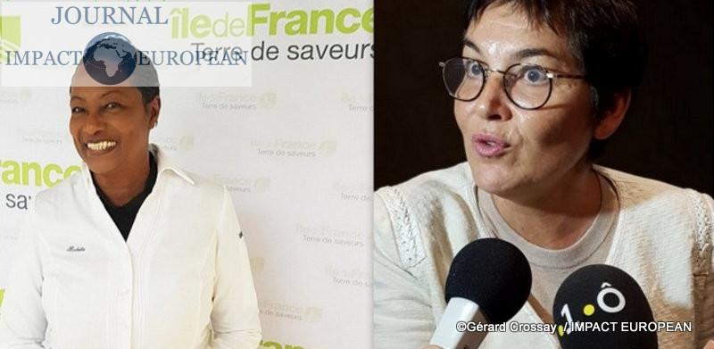Babette de Rozières répond à Annick Girardin après leurs échanges sur les Outre-mer