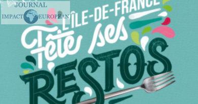 """""""L'Ile-de-France fête ses restos"""", un festival de 2 mois pendant l'été"""
