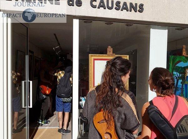 World Art in Paris: Une exposition internationale d'arts plastiques
