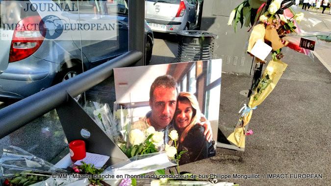 Philippe Monguillot, le chauffeur tué à Bayonne : «des actes barbares qui n'ont aucune excuse»