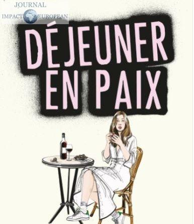 La comédienne et dramaturge Charlotte Gabris sort son premier roman