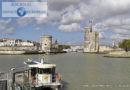 La Rochelle, 6ème port maritime français et citadelle médiévale