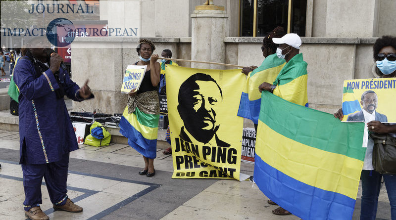 La diaspora gabonaise prépare la fin du régime dictatorial