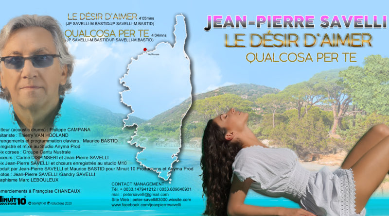 L'hymne de Jean-Pierre Savelli à la Corse