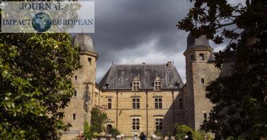 Fierté du Gers, le Château de Caumont