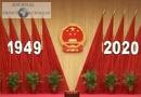 1er Octobre:  La Chine a fêté son 71ème anniversaire