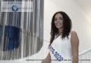 Chiara Fontaine, Miss Sète 2020 au vernissage de l'exposition de CHARLÉLIE COUTURE-JEP – Peintures Portraits Croisés