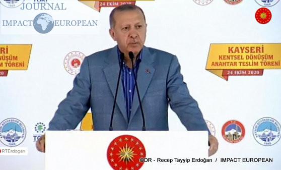 Erdogan met en doute la « santé mentale » d'Emmanuel Macron