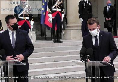 La France et l'Estonie, renforcer la sécurité et la défense contre les cyberattaques