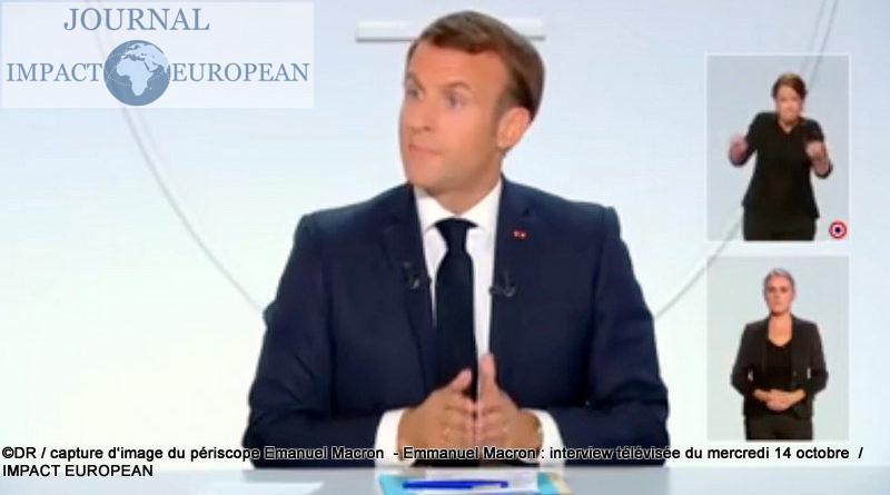 La France repasse en état d'urgence sanitaire et l'instauration d'un couvre-feu