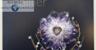 Jean Vendome, créateur joaillier contemporain
