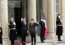 Visioconférence: avec plusieurs dirigeants de l'UE, après les attentats en France et en Autriche