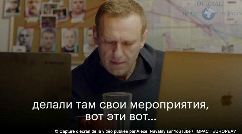 L'hôpital de Berlin publie les détails de l'empoisonnement de Navalny