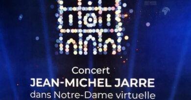 Concerts virtuels pour le réveillon
