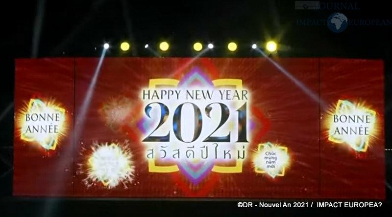 La planète célèbre un Nouvel An différent d'un pays à l'autre