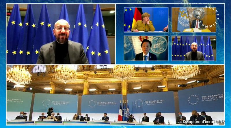 One Planet Summit: la biodiversité à l'honneur