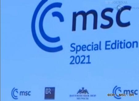 La 57e Conférence de Munich sur la sécurité une première en numérique