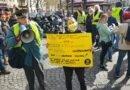 Samedi, la France a été le théâtre de plusieurs manifestations