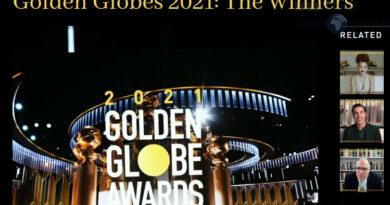 Première cérémonie virtuelle des 78èmes Golden Globes