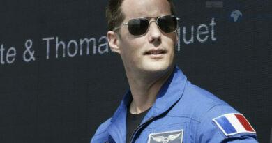 Thomas Pesquet devient commandant de bord de l'ISS