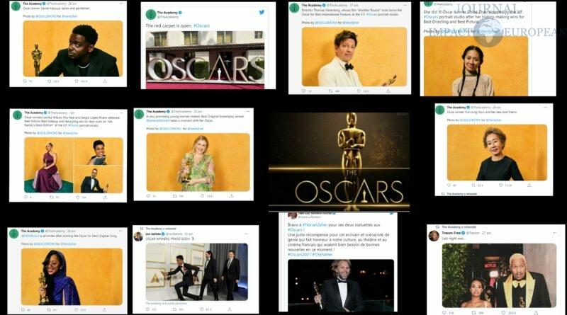 93ème cérémonie des Oscars