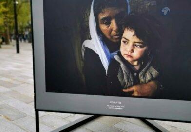 La Bastille accueille  «Le cri du silence» d'Antoine Agoudjian