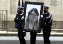 Rambouillet: la policière Stéphanie Monfermé à reçu un hommage national vendredi