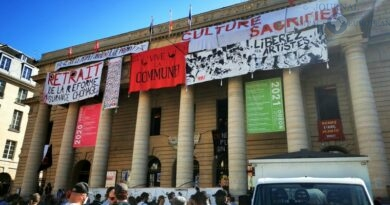L'occupation du théâtre de l'Odéon continue