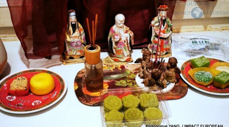La Chine fête ses morts lors du Qing Ming festival