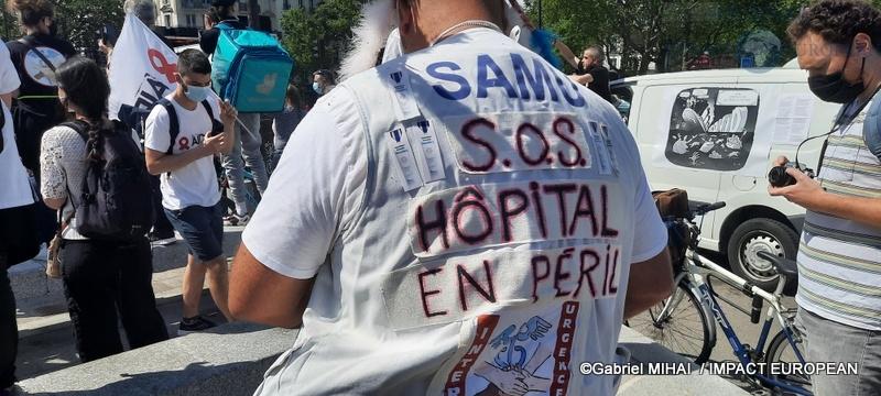 Mobilisation internationale pour la santé ce samedi 29 mai à Paris: « SOS international pour la santé »