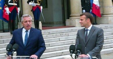 La France soutient l'Argentine sur le remboursement de sa dette