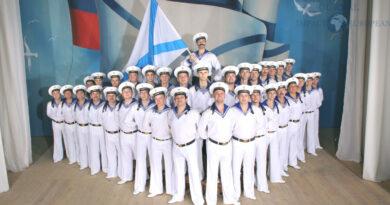 Les Chœurs et Danses des Marins de l'Armée Rouge en tournée française