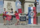 Make Art-Covid Art: Paris reprend goût à la vie