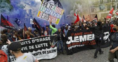 Paris: un millier de personnes rassemblées en mémoire de Clément Méric