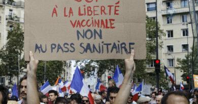 Hausse de mobilisation pour la 4ème journée «Anti Pass»
